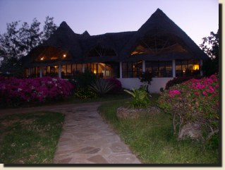 La Papaya Resort - Malindi - Kenya
